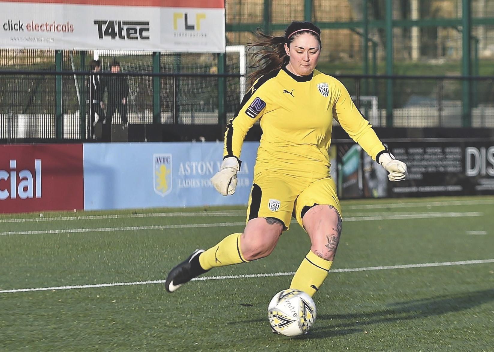 West Bromwich Albion Women's unsung hero - Scarlett Field