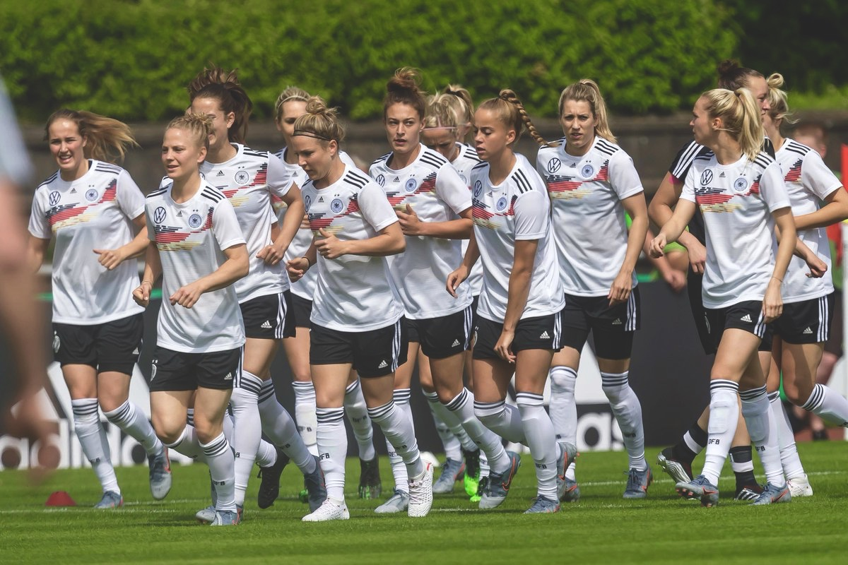 Photo from @DFB_Frauen