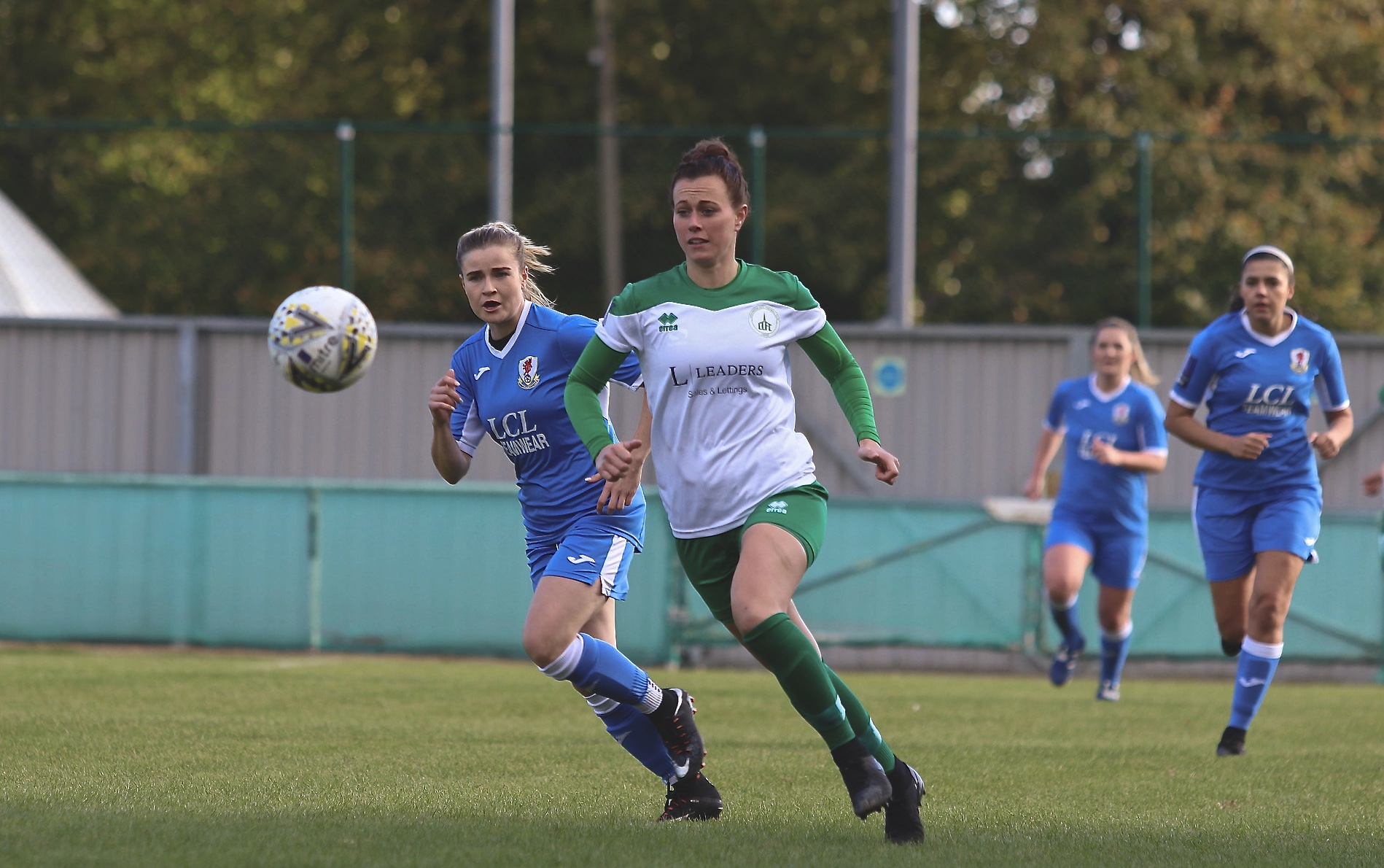 Match Report: Chichester City Ladies 1-0 Cardiff City Ladies (28.10.18)