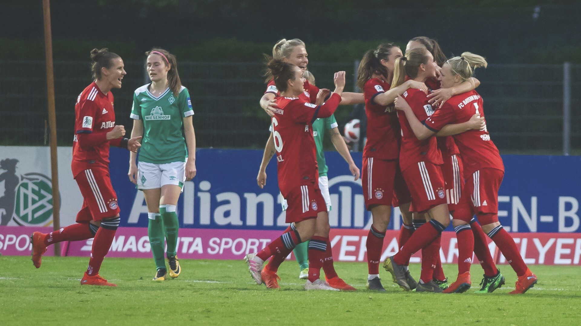 Photo from @FCBfrauen