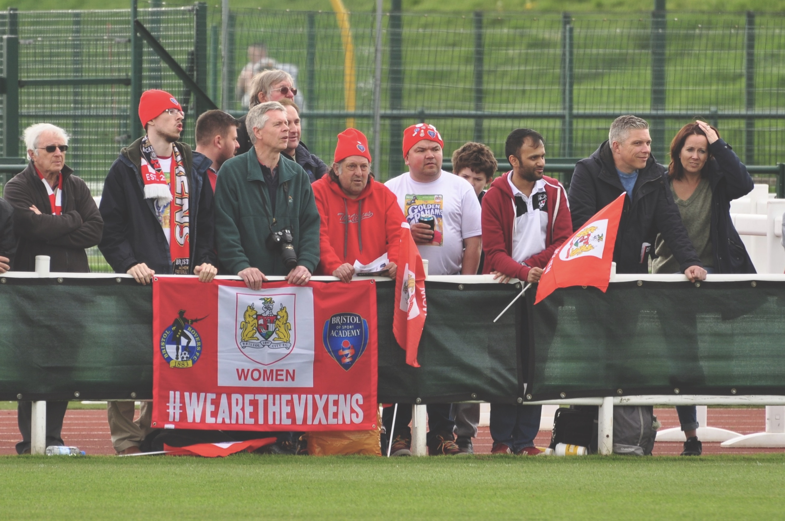 Bristol City's unofficial Supporter's Club